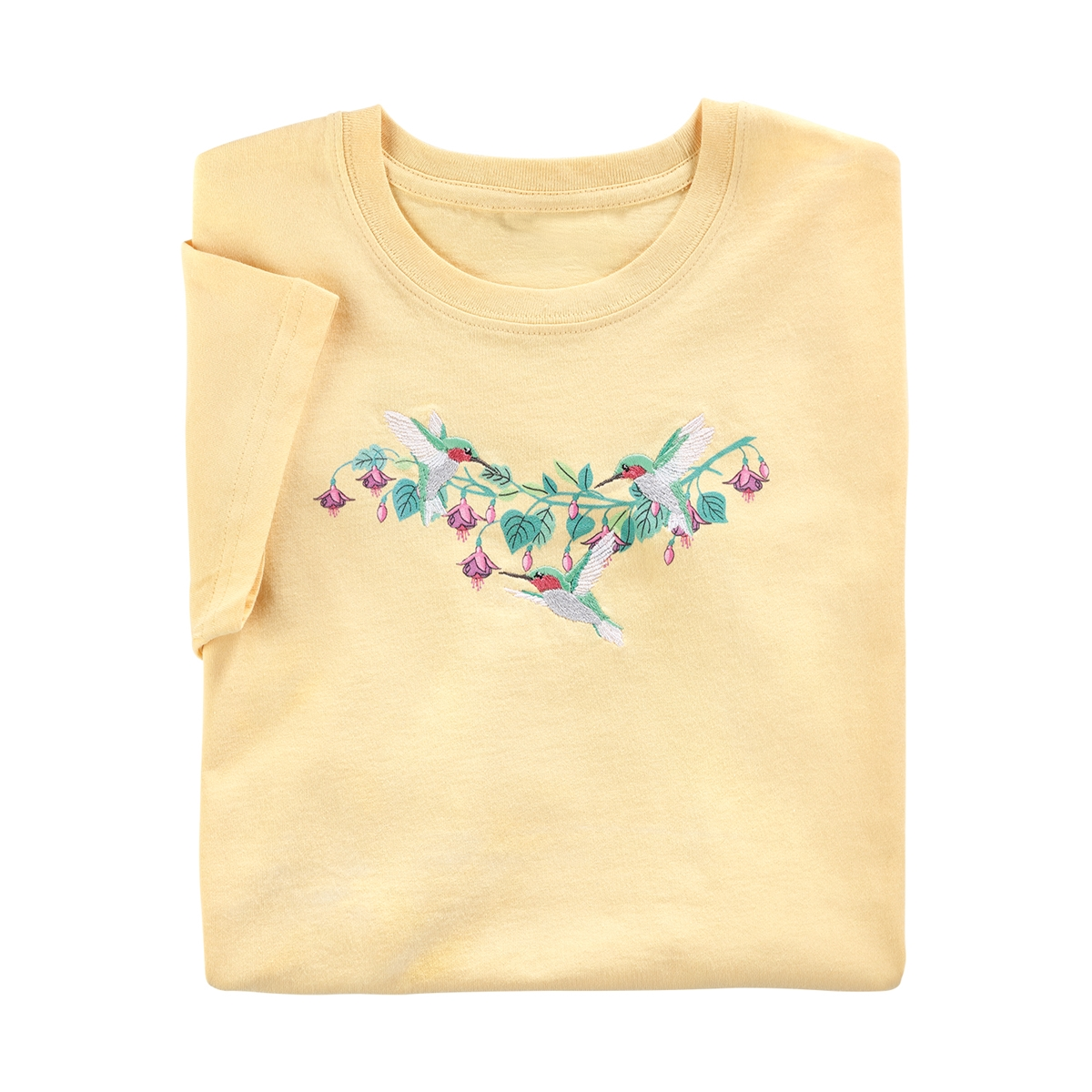 Playful Hummingbirds Tee