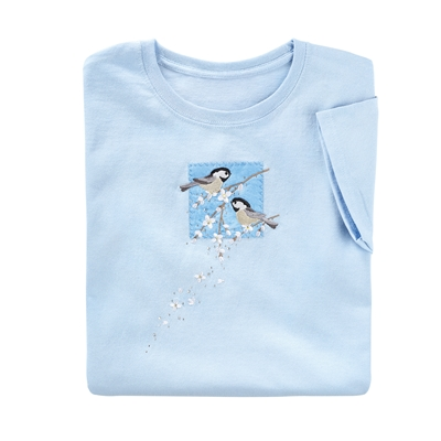 Chickadee Patch Tee