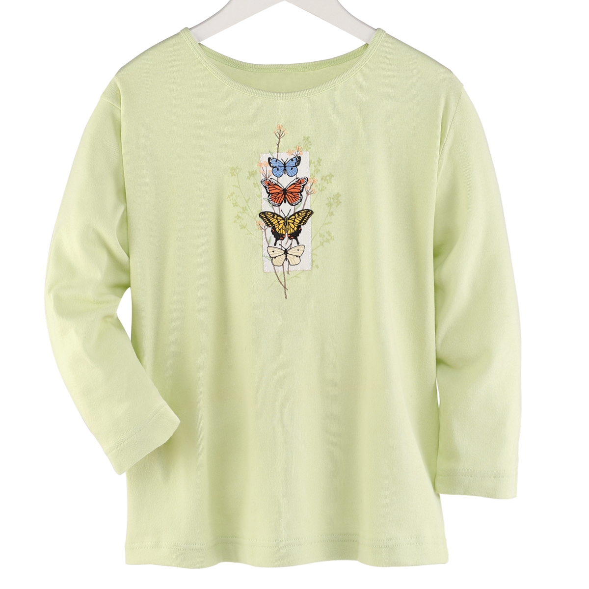 Spring Butterfly Bouquet Tee