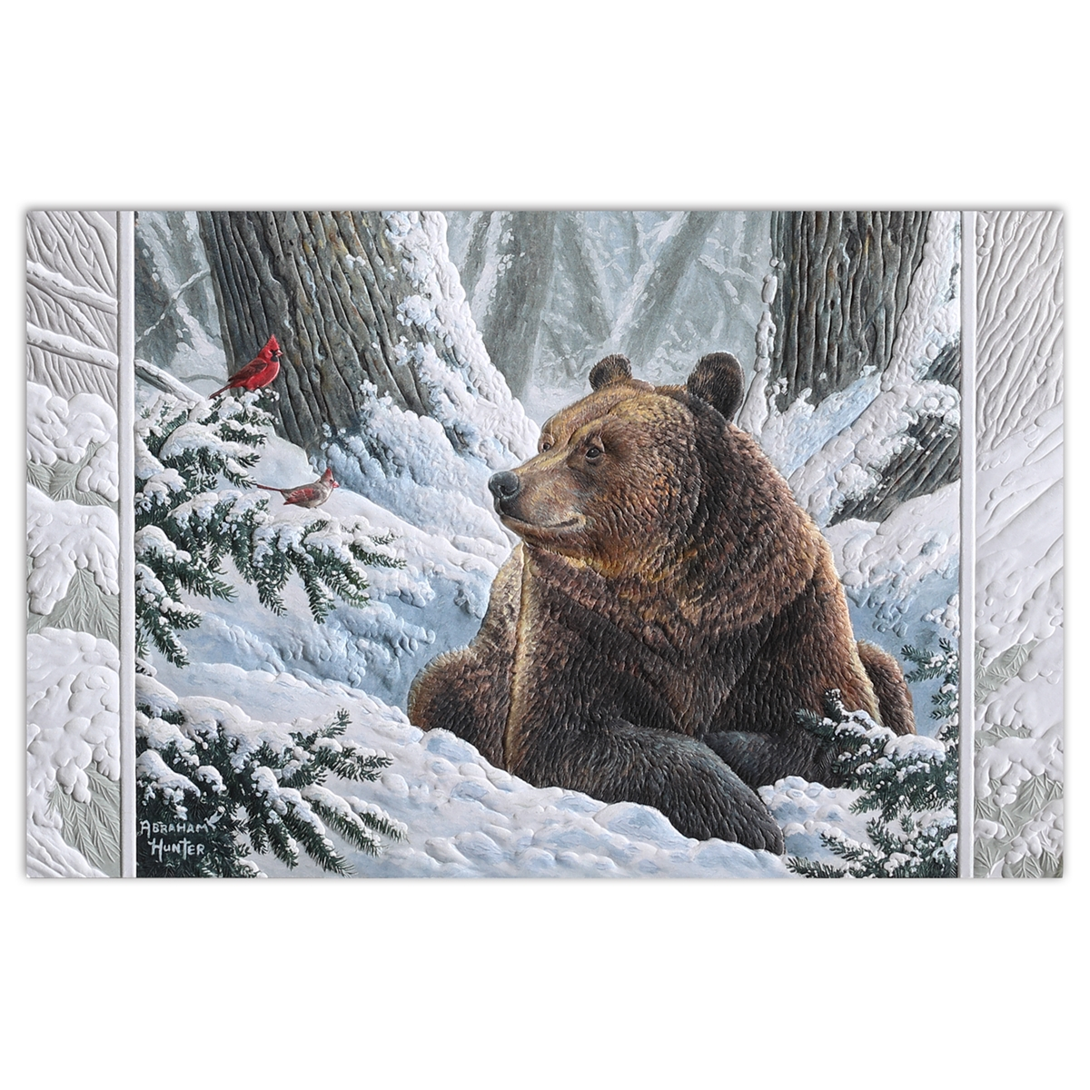 Snow Buddies Card