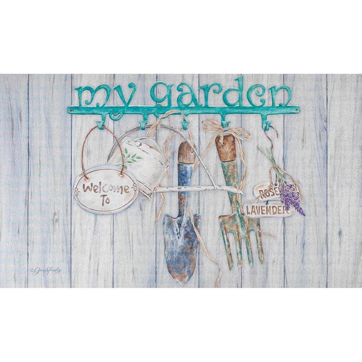 My Garden Mat