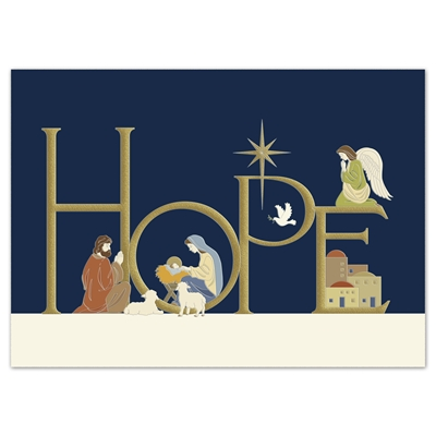 Hope for the Holidays Card