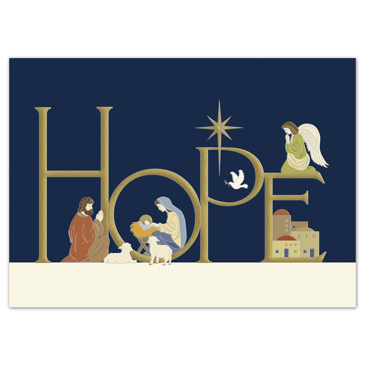 Hope for the Holidays Cards