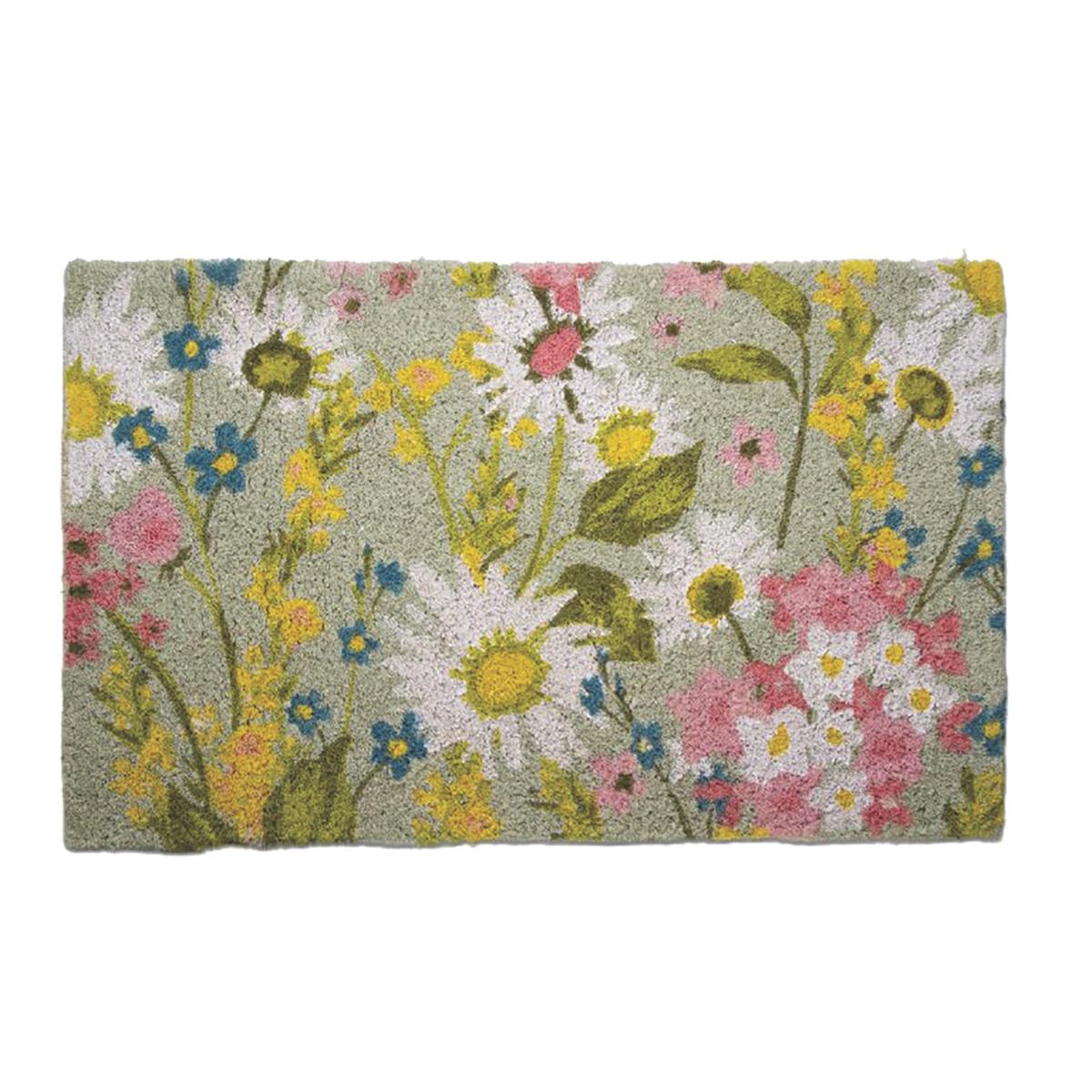 Daisy Floral Mat
