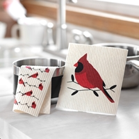Cardinal Swedish Dish Cloth Set