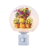 Herb Garden Night Light