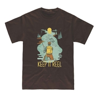 Keep It Reel Tee