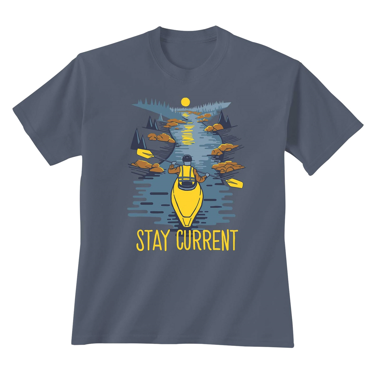 Stay Current Tee