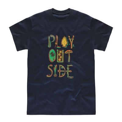 Play Outside Tee