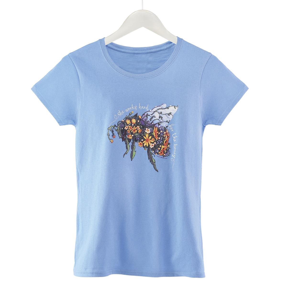 Blooming Bee Tee