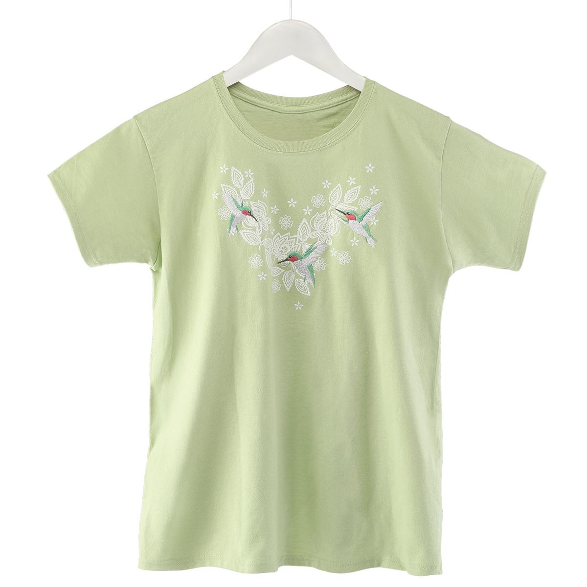 Hummingbird's Lace Tee