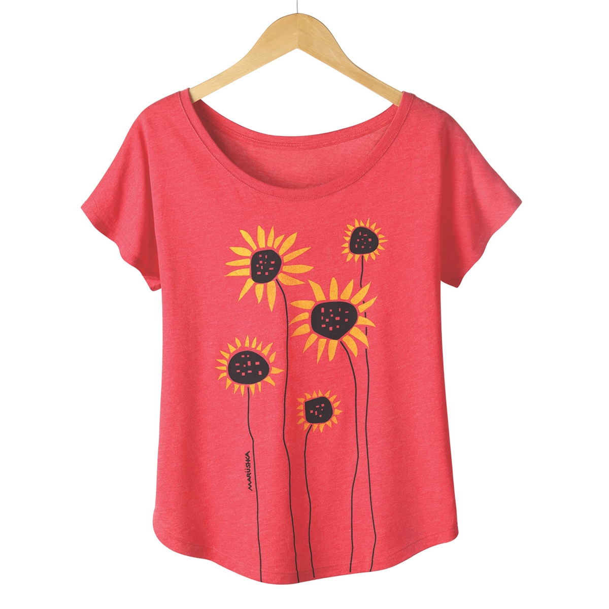 Sunflower Field Tee