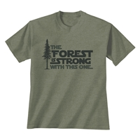 The Forest is Strong Tee