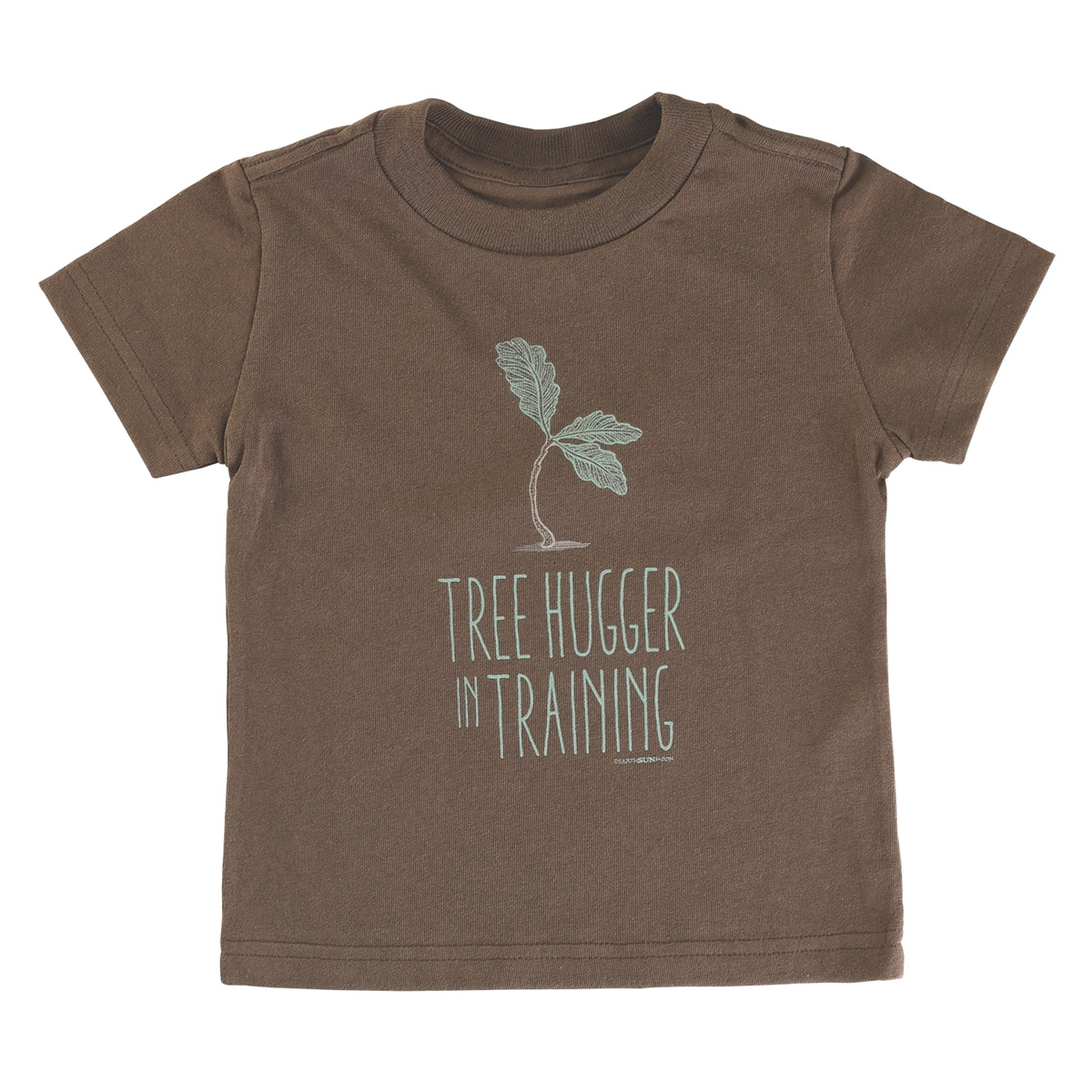 Tree Hugger in Training Kids Tee