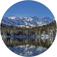 Tahoe Reflection Envelope Seal