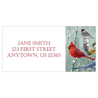 Songbirds and Sumac Address Label