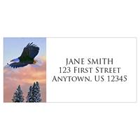 Soaring Eagle Address Label