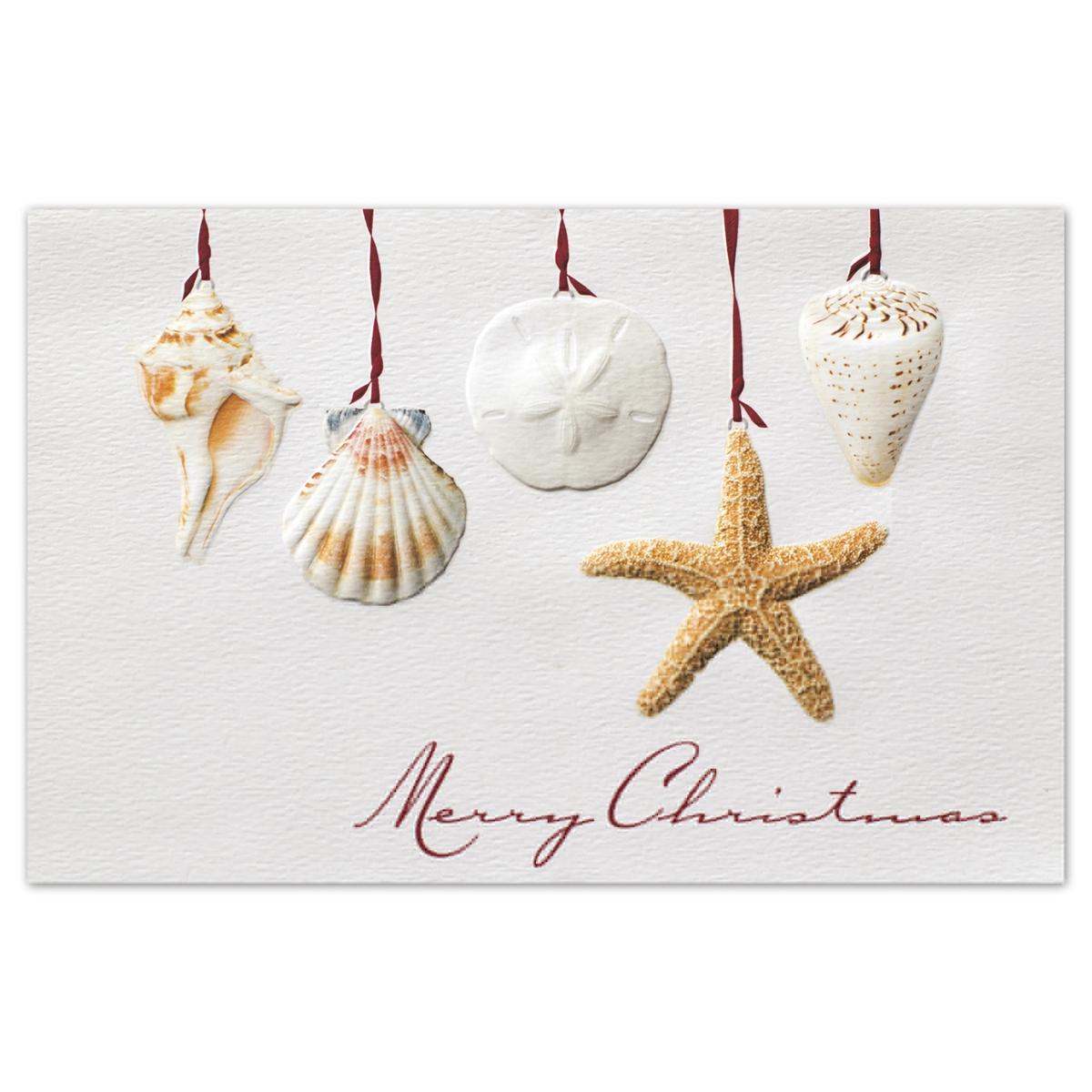 Sea Shells Card