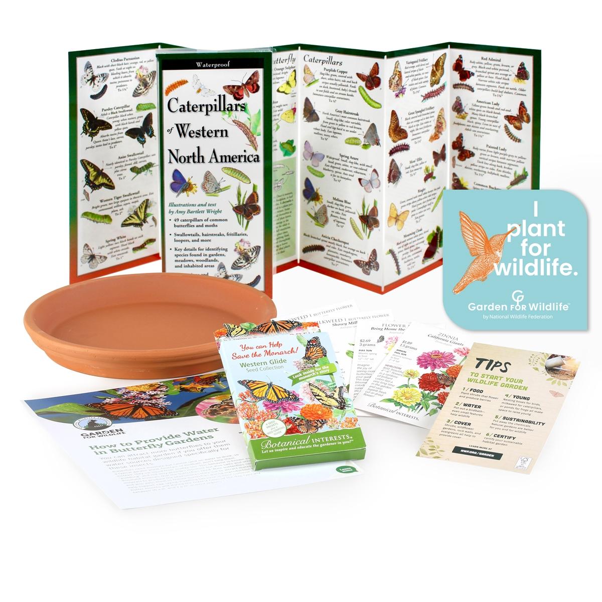 Western Glide Butterfly Kit