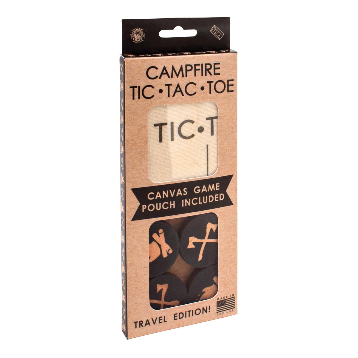 Camping Tic-Tac-Go