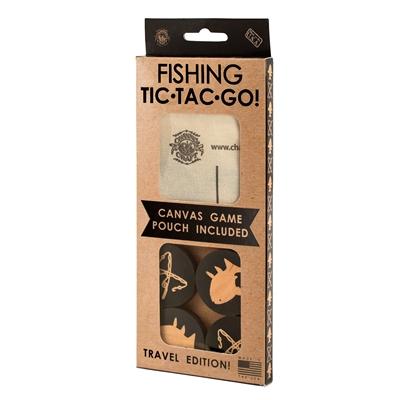 Fishing Tic-Tac-Go