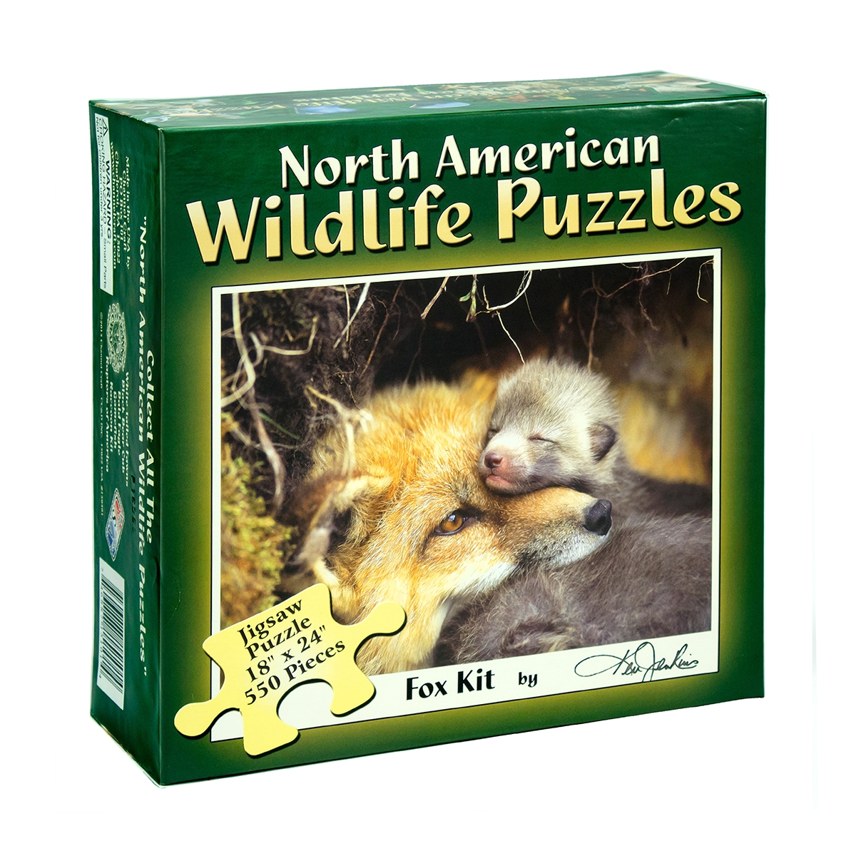 Fox Kit Puzzle