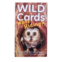 Wild Cards Who's Hiding
