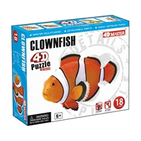 Clown Fish Model Puzzle