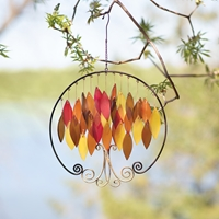 Tree of Life Fall Wind Chime