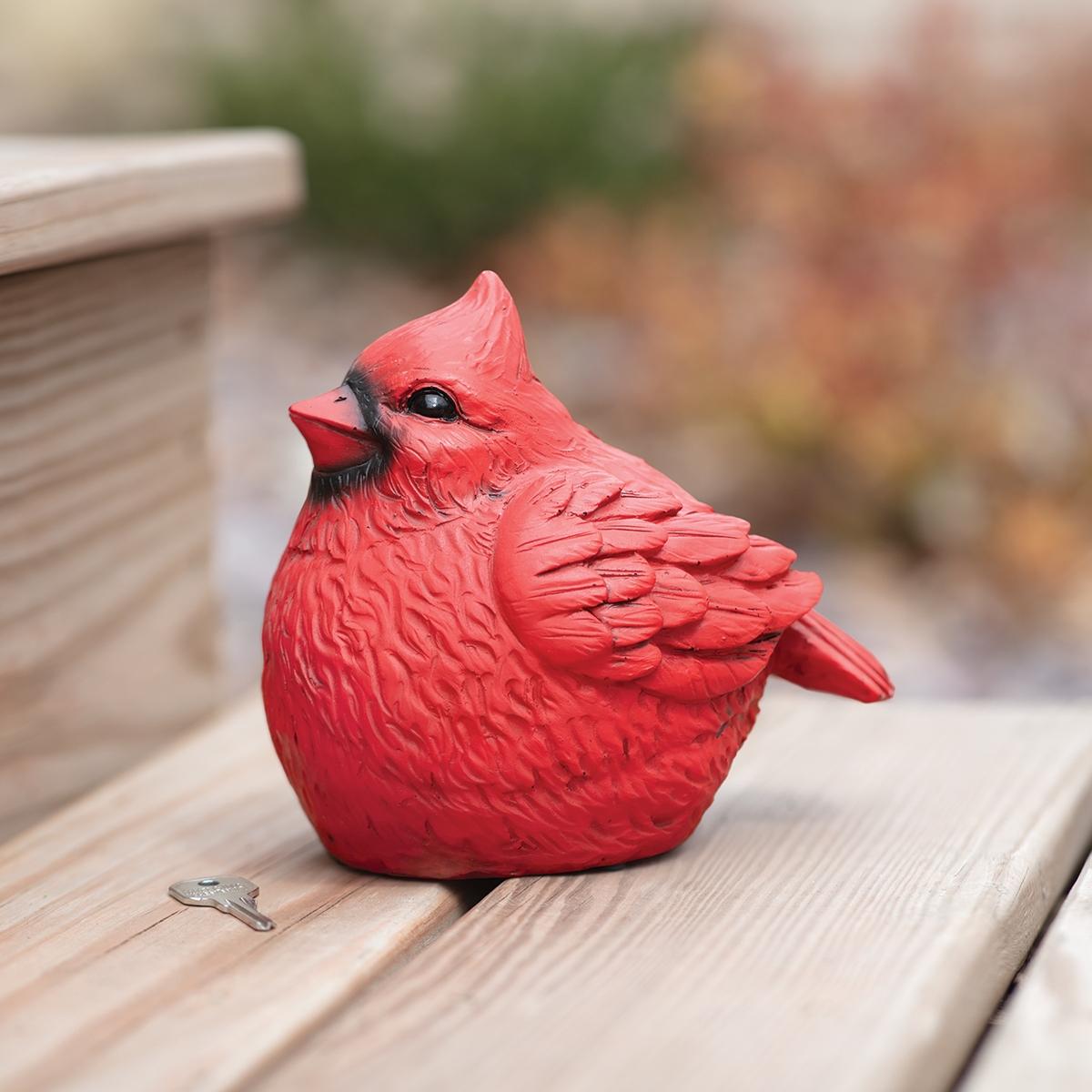 Cardinal Key Holder