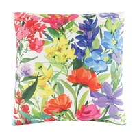 Mixed Border Pillow