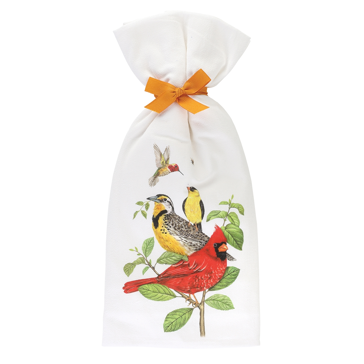 Bird Branch Towel Set