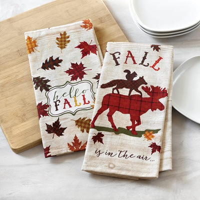 Fall Towel Set