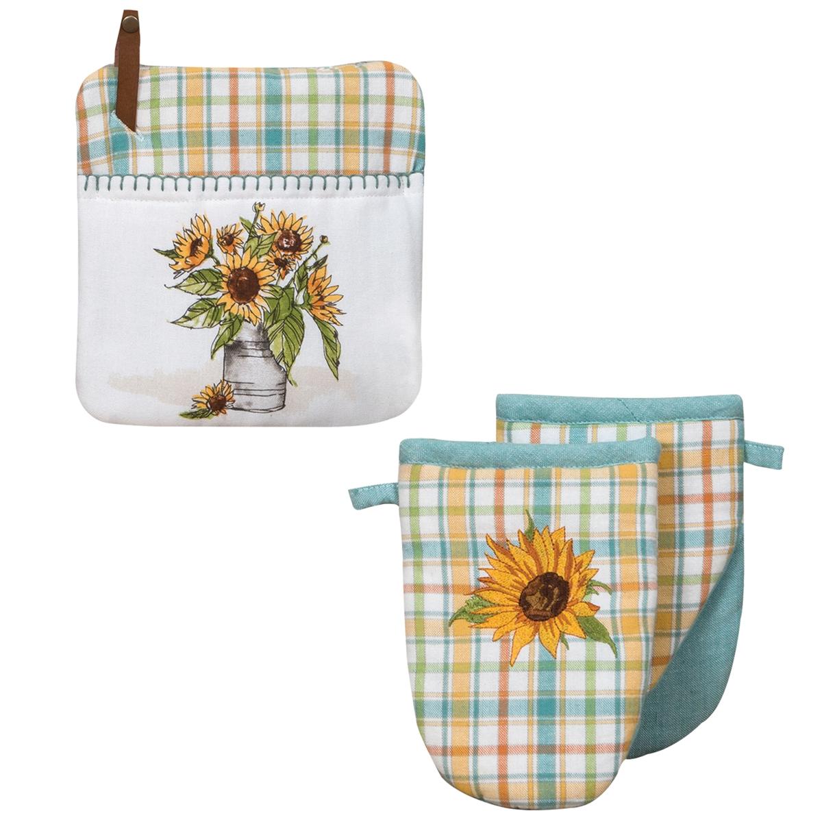 Sunflower Kitchen Set