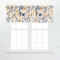 Natural Home Window Valance