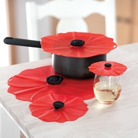 Poppy Reusable Lids