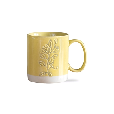 Eucalyptus Leaves Mug