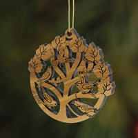 Tree of Life Trees for Wildlife Ornament