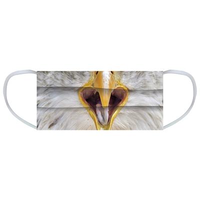 Bald Eagle Face Mask