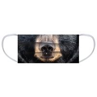 Black Bear Face Mask