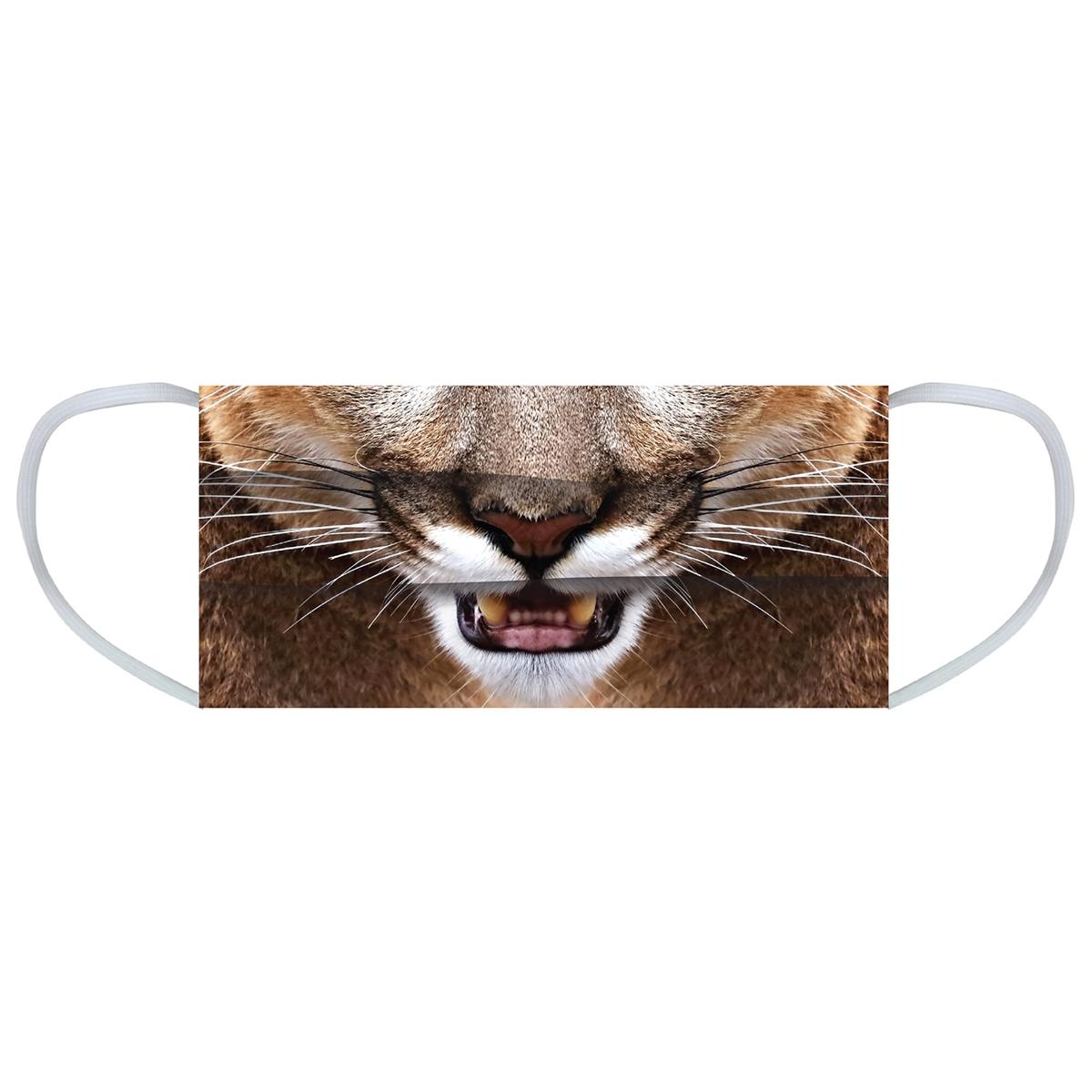 Cougar Face Mask