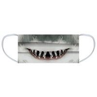Great White Shark Face Mask