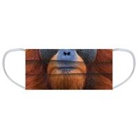 Orangutan Face Mask