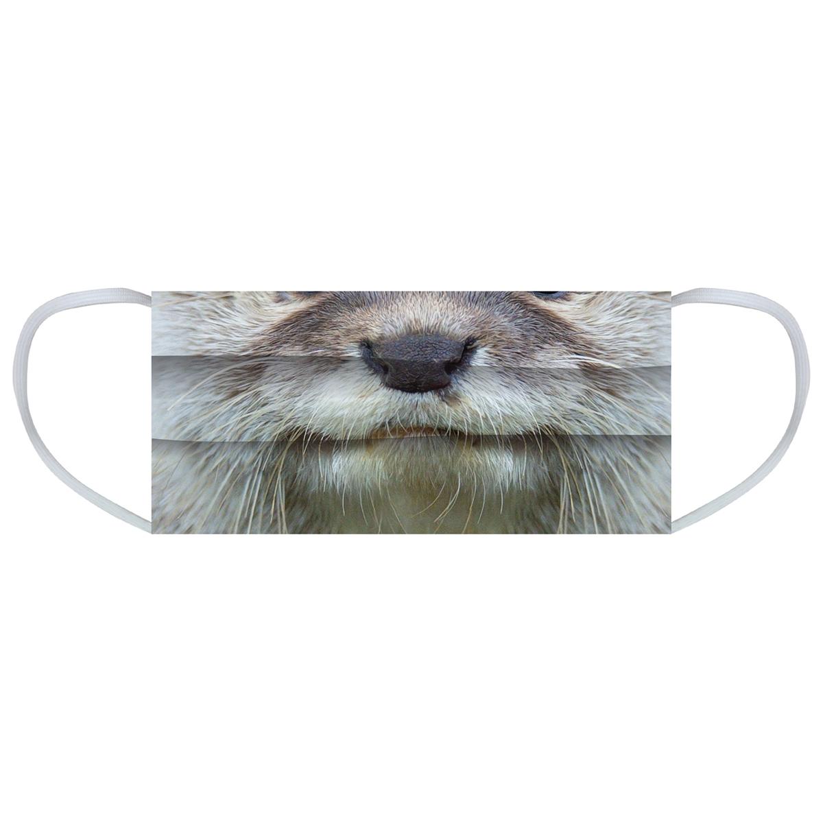 River Otter Face Mask