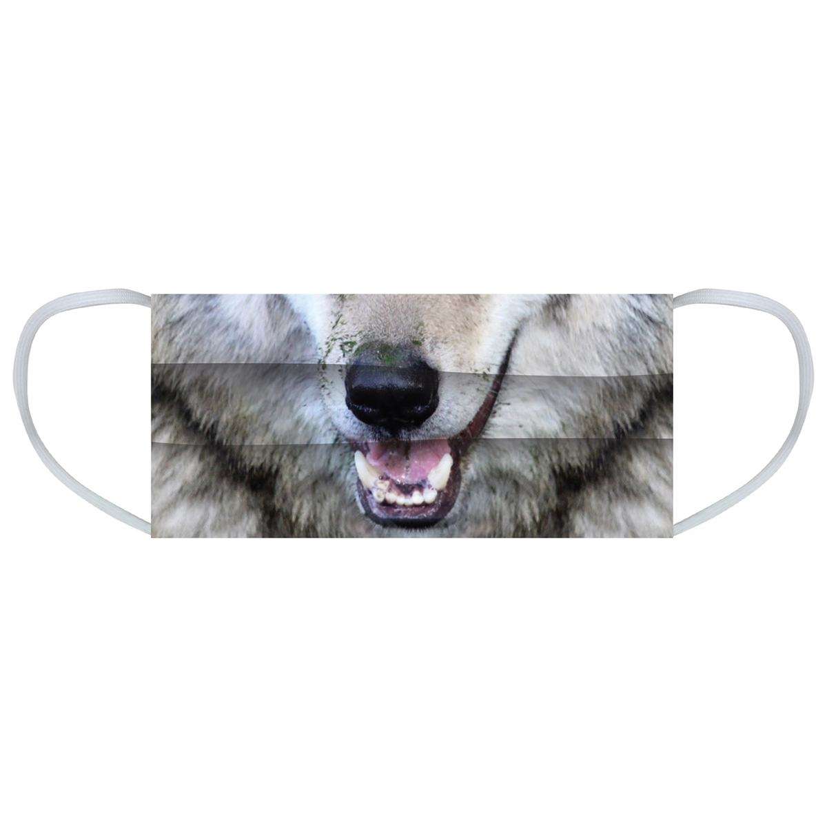 Wolf Face Mask