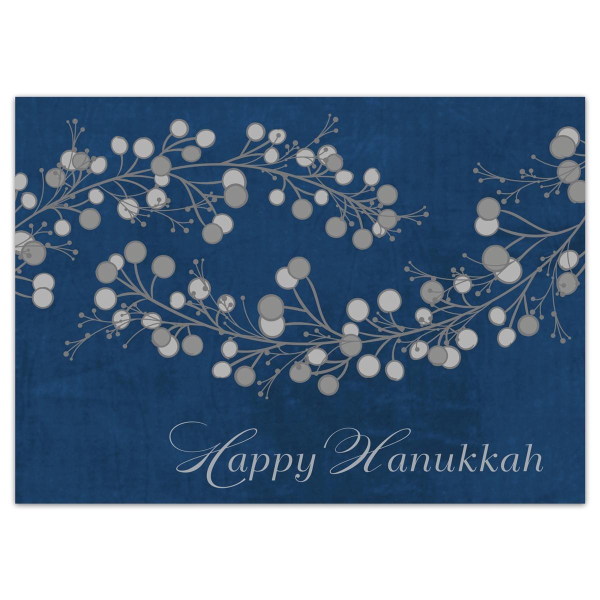 Holiday Berries Hanukkah
