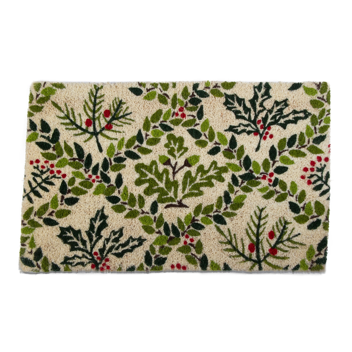 Holly Berry Mat
