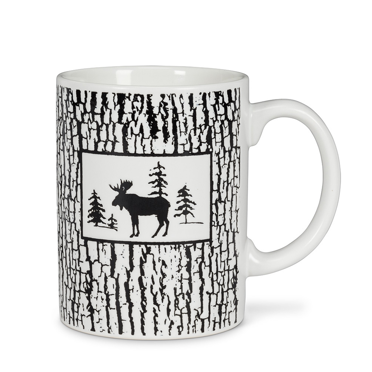 Moose and Bark Mug