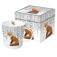 Wilderness Fox Mug