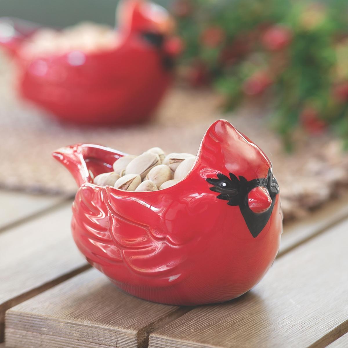Cardinal Bowl